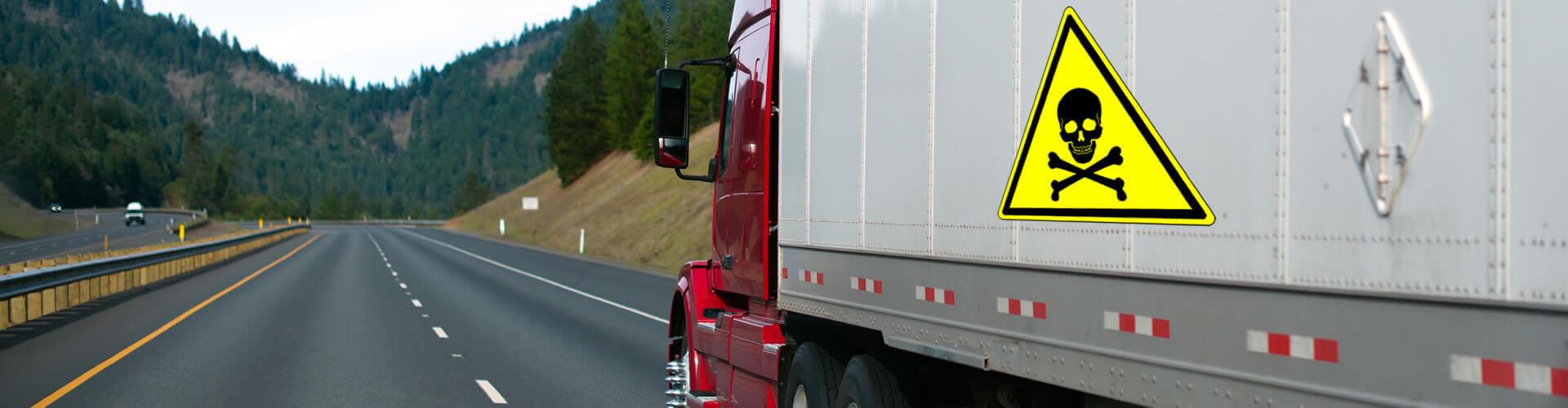 Transporte de Produto Químico