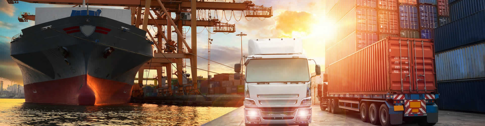 Transportes de Importação e Exportação